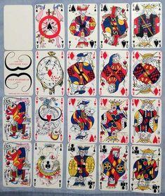 Les cartes à jouer dans l'art - Salvator Dali