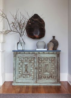 The Style Files: Sam Allen would make a nice fireplace display as well.