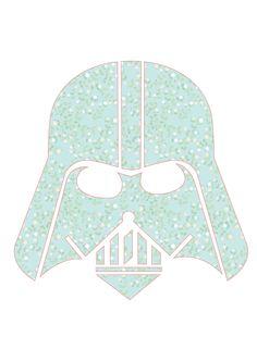 Gabarit-Dark-Vador Star Wars Party, Theme Star Wars, Star Wars Cake, Star Wars Stormtrooper, Darth Vader, Star Wars Jedi, Lego Star Wars, 5 Diy Crafts, Jedi Ritter