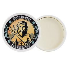 Crazy Merman's handmade brush soaps begin with a cruelty-free, vegan base of natural ingredients and essential oils. Their fusion of coconut and olive oil removes makeup from natural and synthetic brushes, leaving them luxuriously soft, clean and conditioned. Because of their lack of harsh chemicals, Crazy Merman soaps are also perfect for cleaning beauty sponges and other tools.