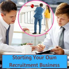 Tips For Starting Your Own Recruitment Business Recruitment Agencies, Insight, Marketing, Business, Tips, Books, Libros, Book, Store