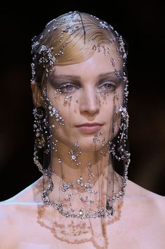 Armani Prive Couture Fall/Winter 2012 at Paris Fashion Week.