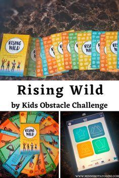 Minnesota Yogini - Rising Wild - Kids Adventure & Fitness - Minnesota Yogini