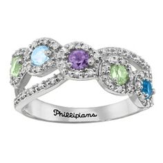 Mother's ring. I really like this!
