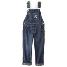 Genuine Kids from OshKosh ™ Infant Toddler Girls' Denim Overalls -