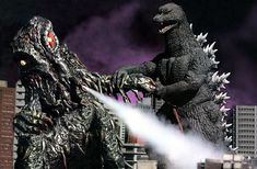 Godzilla vs. Smog Monster Sequel in the Works!
