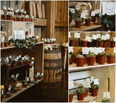 Mandi and Jeremiah's Rustic Elegant Michigan Barn Wedding by Jean Smith Photography Boho Wedding, Wedding Blog, Jean Smith, Rustic Elegance, Favours, Liquor Cabinet, Michigan, Table Settings, Barn