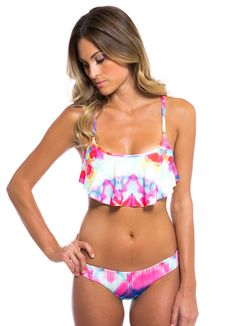 BETTINIS IK233 IKAT TRAPEZE TOP