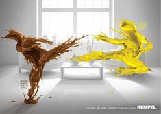 Hempel: Living room