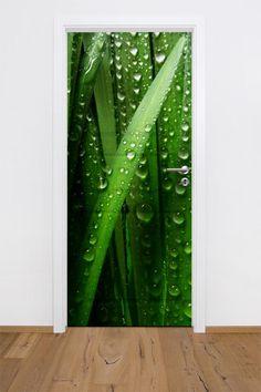 Fototapeta / naklejka na drzwi w dowolnym formacie - trawa.
