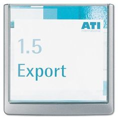 Durable Office Products 486237 Click Sign Holder For Interior Walls, 6 3/4 x 5/8 x 6 7/8, Graphite by Durable Office Products. $31.75. Signage made simple! So easy to keep current. Easy-open, transparent acrylic window lets you update messages in seconds. Ideal solution for interior signage to identify room functions, employee names and titles, tenant names and more. Log on to www.durableofficeproducts.com for free insert design software download. Screws and anchors for wall mo...