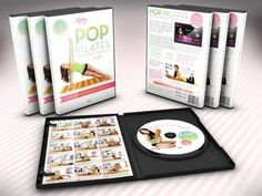 POP Pilates: Total Body Workout DVD.  Yes, please!  :)