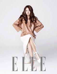 Dara 2NE1 - ELLE magazine #dara #2ne1