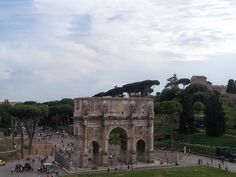 Bando Capitale Italiana della Cultura - Foto di Alberto Cardino: Roma, Arco di Costantino