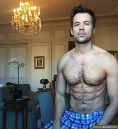 100 Hottest Out & Proud Celebs Brad Goreski, Celebs, Celebrities, Future Husband, Happy New, Hot Guys, Acting, Underwear, Fitness