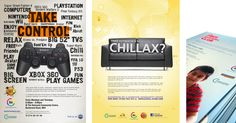 Promotion material for Inspired Neighbourhoods Final Fantasy Xi, Xbox 360, Super Mario, Wii, Avatar, Promotion, The Neighbourhood, Inspired, Design