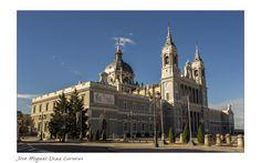 Basilica de la Almudena by Josemigueldiazcorrales