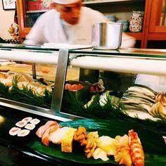 Ang pagbabalik   #tokyospring #tsukiji #foodstagram #sushi
