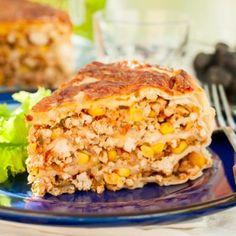 Quick Mexican Taco Casserole