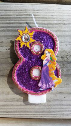 Hey, I found this really awesome Etsy listing at https://www.etsy.com/listing/242502022/rapunzel-birthday-candle-tangled