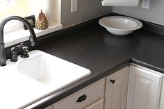 Inexpensive Kitchen Countertops Wilsonart Laminate Countertop Options Black