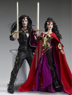 Re-Imagination | The Queen of Swords | Tonner Doll Company