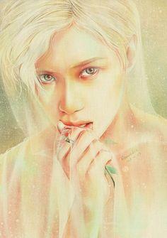 cr. to raviolilee #Taemin