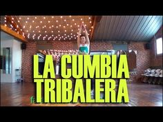 Dance Toning with Sarah Placencia - La Cumbia Tribalera
