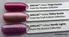 shellac nail designs | Fee Wallace Online