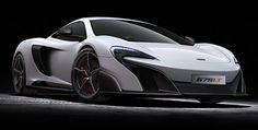 McLaren 675LT : Moins de poids, plus de puissance !