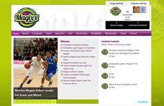 Al sinds de oprichting van deze profbasketbalclub verzorgt Cowpunks voor de club en businessclub de websites. http://cowpunks.nl/portfolio_webdesign_websites_webapplicaties_onlinemarketing/magixx
