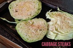 Made these tonight.. omg!! My new fave way to make cabbage!!! Phase 2 HCG Recipe: Cabbage Steaks (These are my FAVORITE!)
