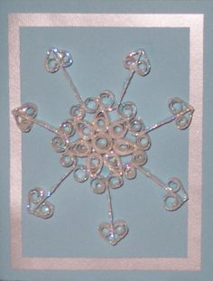 * good site with videos on how to make shapes * Free Quilling Patterns and Designs