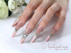 Nails by Nayada, Magnetic Nail Design