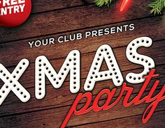 """Check out new work on my @Behance portfolio: """"Xmas Party Flyer"""" http://be.net/gallery/45273601/Xmas-Party-Flyer"""