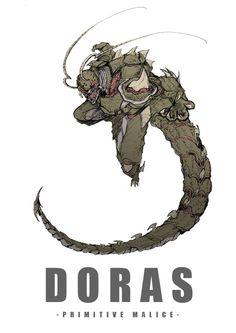 「ドラス PRIMITIVE MALICE」/「zakkizaki」のイラスト [pixiv] Character Creation, Game Character, Character Concept, Concept Art, Pen & Paper, Kamen Rider Series, Monster Design, Creature Concept, Character Design References