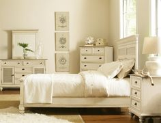 Coventry Two Tone Full/Queen Bedroom Group by Riverside Furniture