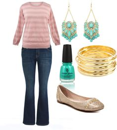 """""""Everyday 3"""" by lizzybonescair on Polyvore"""