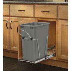 Rev-A-Shelf 35-quart Pullout Waste Container