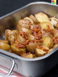 Bacon Roast Potatoes Recipe