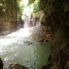 Green canyon - Indonesia