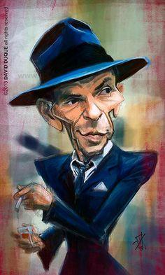 Frank Sinatra, para sketchoholic...