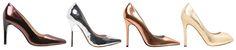 La trendmendista: Metal Shoes http://latrendmendista.blogspot.com.es/2015/12/ya-tienes-el-zapato-perfecto-para-esta.html