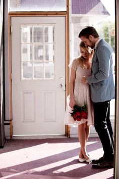 """Michelle Williams and Ryan Gosling in Blue Valentine. This movie had some really powerful moments but it was too harrowing for me. I did get an amazing song out of it though - """"You and Me"""" by Penny and the Quarters."""