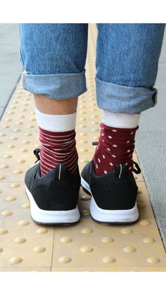 Be different! #socks