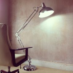 My new giant anglepoise office lamp