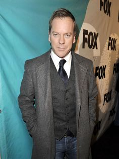 Kiefer Sutherland Photos Photos - Actor Kiefer Sutherland attends the 2009 Fox Winter All-Star Party at My House on January 13, 2009 in Los Angeles, California.  (Photo by Kevin Winter/Getty Images) * Local Caption * Kiefer Sutherland - Fox's Winter All-Star Party