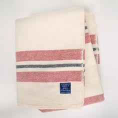 Cabin Blanket. Faribault Woolen