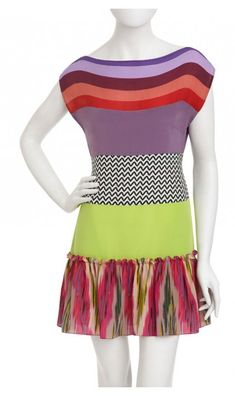 Project Runway Alstars - Mondo's dress for sale on Nannette Lepore's store! I love this dress! Wish it wasnt $298.00!!!