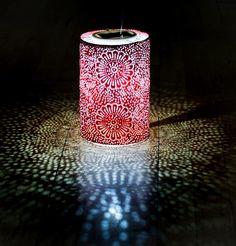 Soji Solar Lanterns // Www.allsopgarden.com